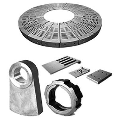 steel casting Cement & Mining Sector