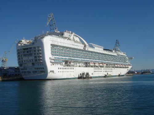 Propulsion Motors For Cruise Liners