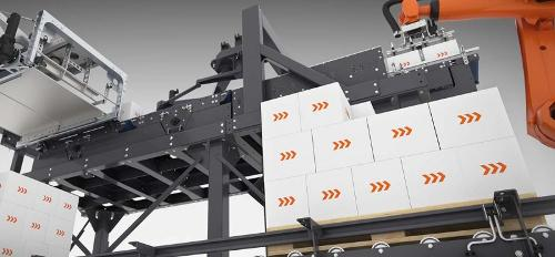 HLP Series High-Speed Layer Palletizers