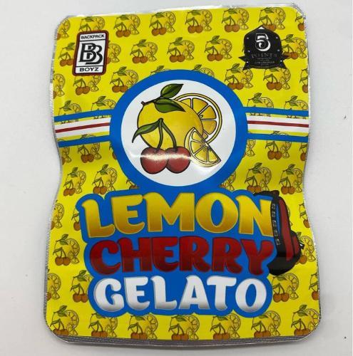 BACKPACKBOYZ LEMON CHERRY GELATO