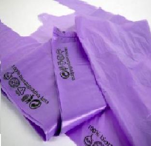 Polyethylene packagings