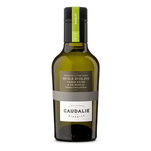 """Producteur Artisan - L'huile D'olive V.e """"basilic"""" Bio"""