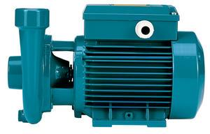Pompes centrifuges avec une ou deux turbines