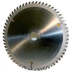 Lame de scie circulaire de mise a format Ø250 Z60