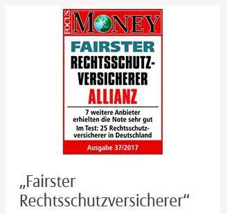 Rechtsschutzversicherung Bremen