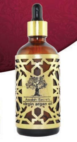 Argan oil face & body