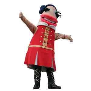 Coca Cola Factory - Commercial Characters - Mascot Costumes
