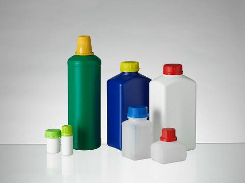 Shaped bottles