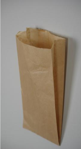 Flat bags with window,satchel paper bag,bread paper bag