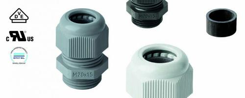 PERFECT cable gland metric Polyamide
