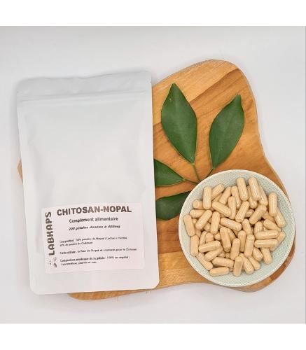 Chitosan-nopal 200 Gélules