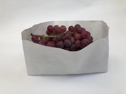 Paper grape bag