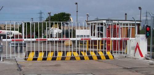 Barrière levante HB (disponible ATEX) Barrières automatiques