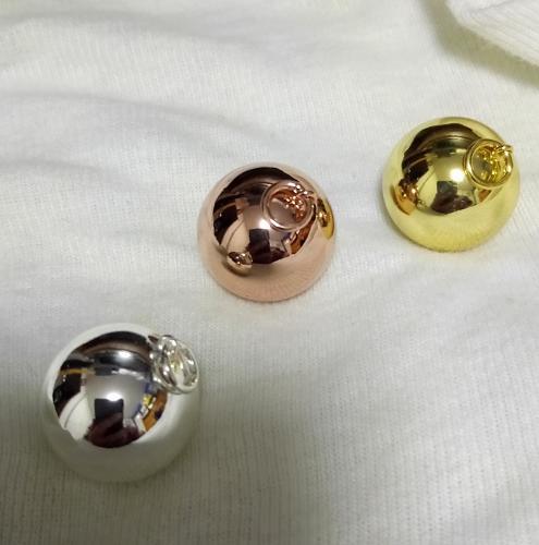 LLamador de ángeles en Plata, Oro Rosa y Oro Amarillo