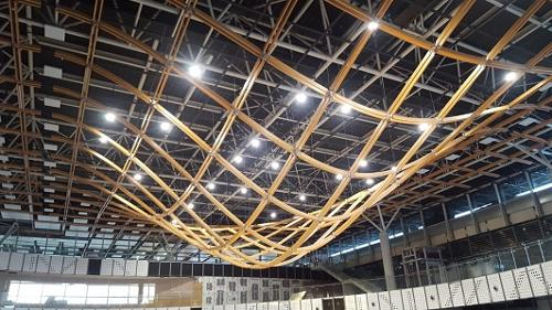 Glulam structures