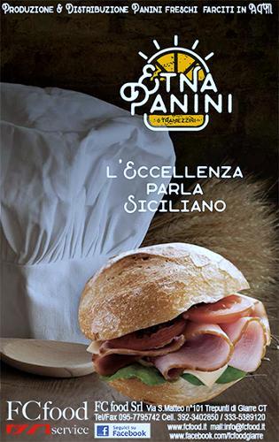 ETNA PANINI produzione panini in ATM