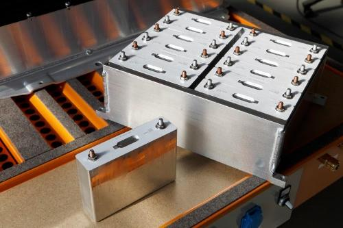 Aluminum Energy Storage Solutions
