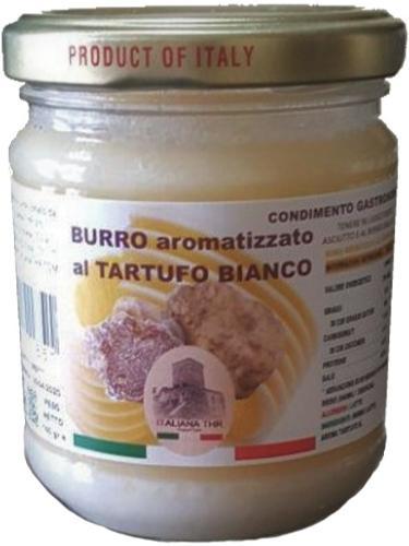 Burro aromatizzato al Tartufo Bianco