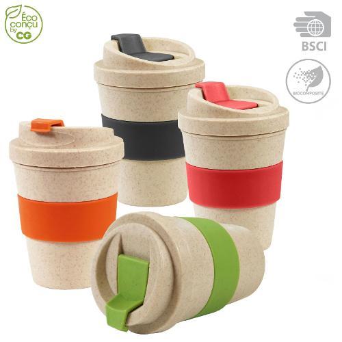 Mug anti fuite