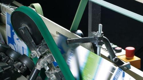 Siegling Extremultus, Flat belts,  Folder Gluer Belts
