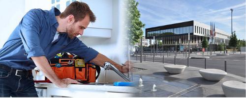 Dépannage plombier à Bezons (95870)