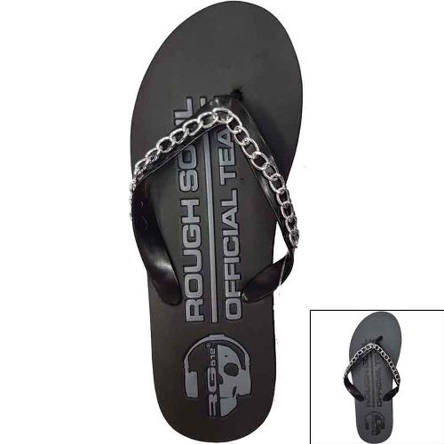 Wholesaler men flip flop licenced RG512