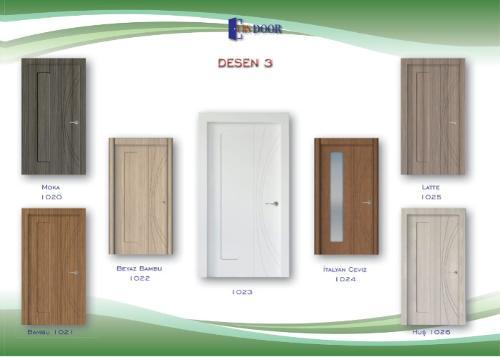 PVC İç Oda Kapıları-3