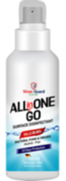 Travel Size Disinfectant 100 ml