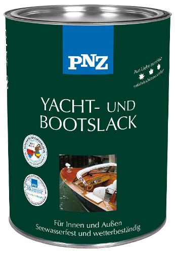 Yacht and Boat Varnish