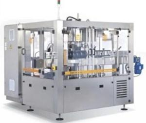 ROLL FED LABELLING MACHINE