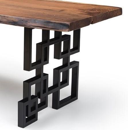 Decorative Dining Room / Office Table Leg