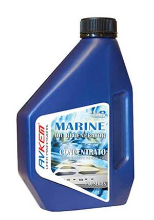 MARINE ENGINE OIL REGENERATOR