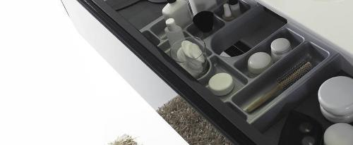 Bathroom insert - custom solutions Variable and individual