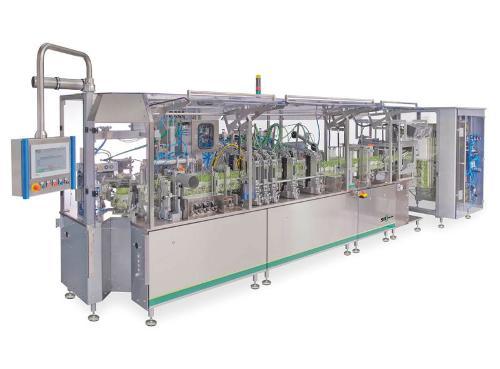 HFFS Pouch-Packaging Machine FM 060
