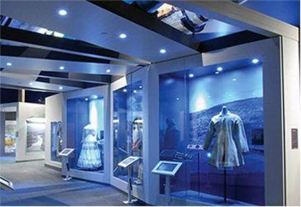 FABRICATION & MANUFACTURING FOR EXHIBITIONS