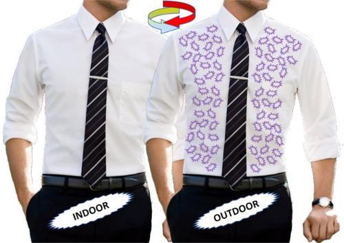 Erkek Moda Teknolojik Gömlek