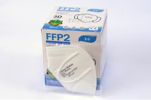 Półmaski filtrujący jednokrotnego użytku
