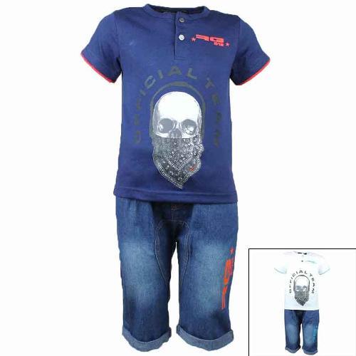 Wholesaler set of clothes kids licenced RG512