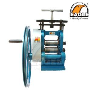 Hand Powered Rolling Mill with Cover