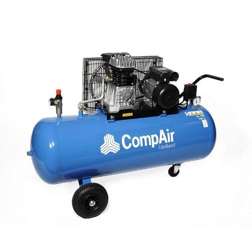Compresseur 150L - 10 bar - 3CV
