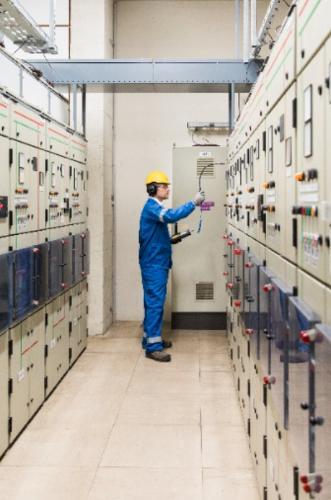 Rilevamento dei difetti delle apparecchiature elettriche