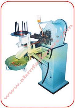 Staple Pin Making Machine