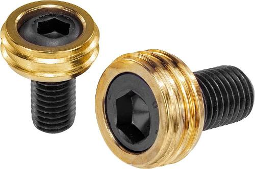 Cam Screws With Knife Edge Washer
