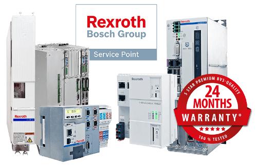 Bosch Rexroth Hydraulic Modules