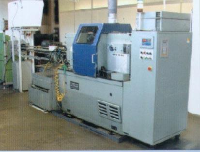 Der Produktionsprozess - Ein-Und Mehrspindel automaten
