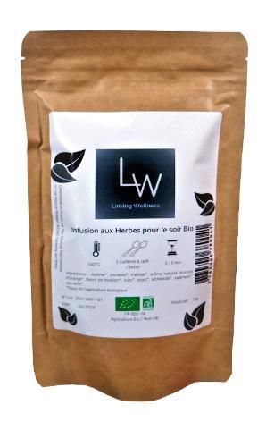 Infusion Aux Herbes Pour Le Soir Bio – Linking Wellness