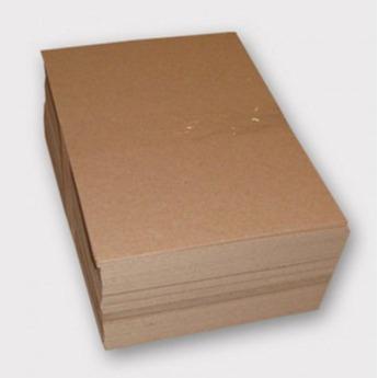 cardboard in sheets