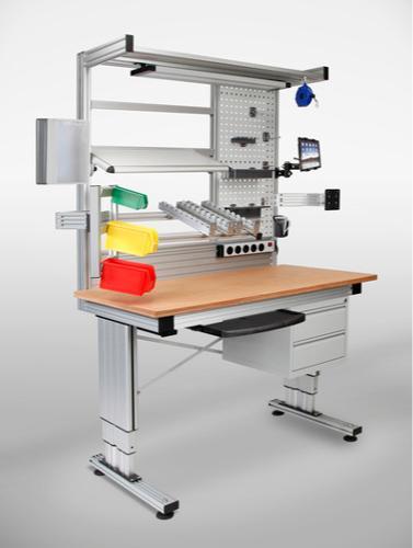 Yüksekliği ayarlanabilir iş istasyonu sistemleri/çalışma tez