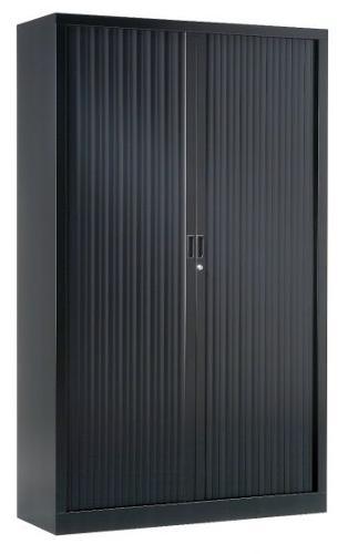 Armoire Haute 1.98 X 1.20 M Rideaux Unis