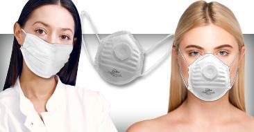 Atemschutzmasken & Mundschutz